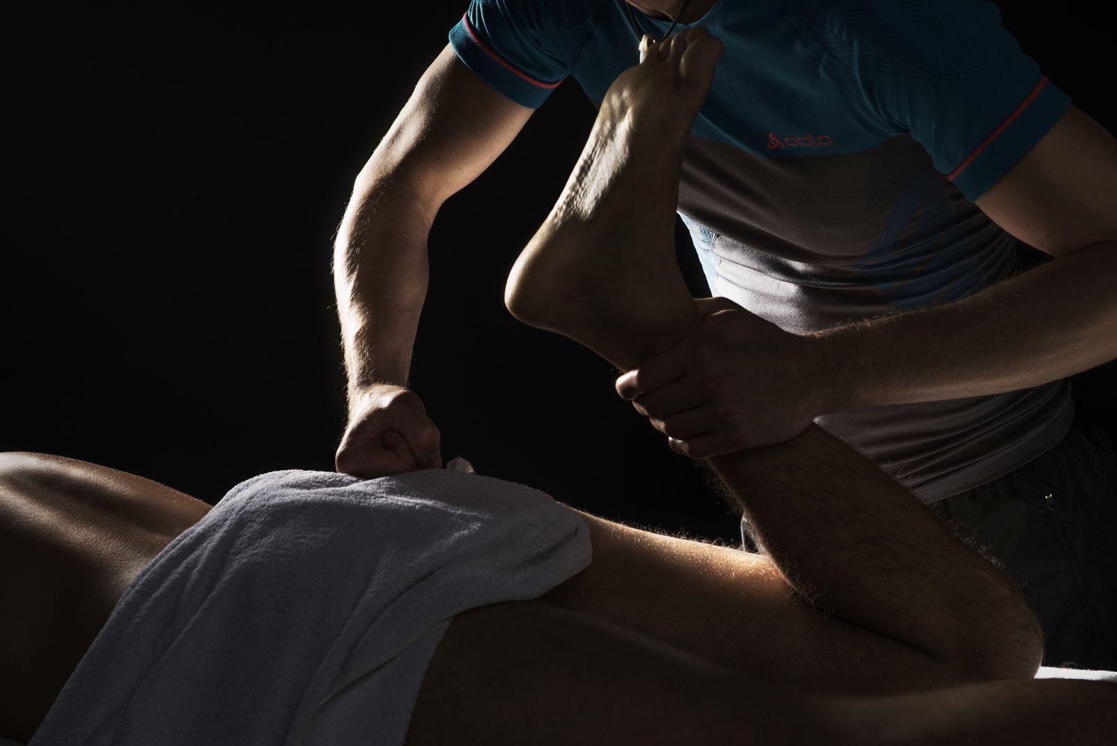 Fire grunde til at løbere får gavn af sportsmassage