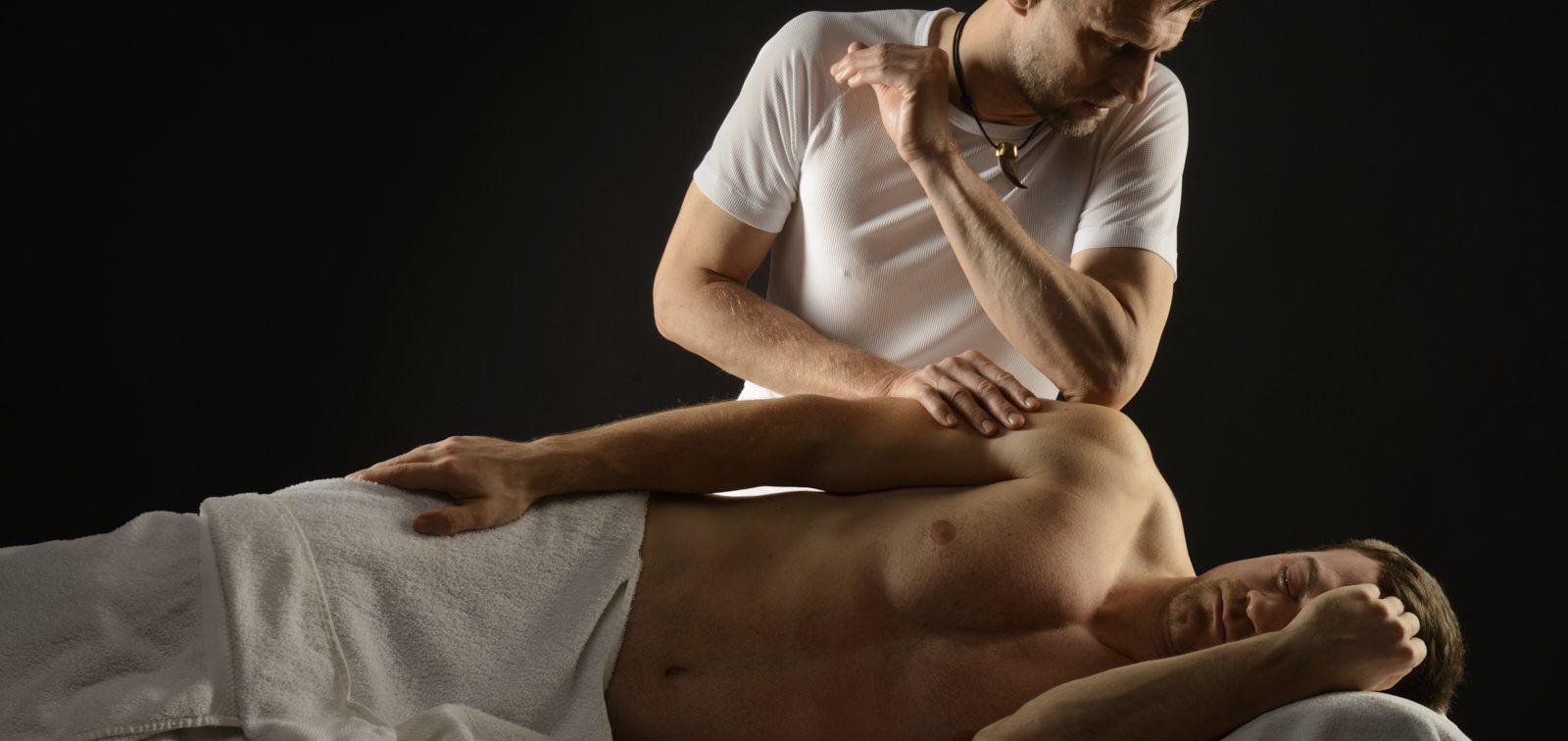 Japansk trykterapi hvis du har ondt