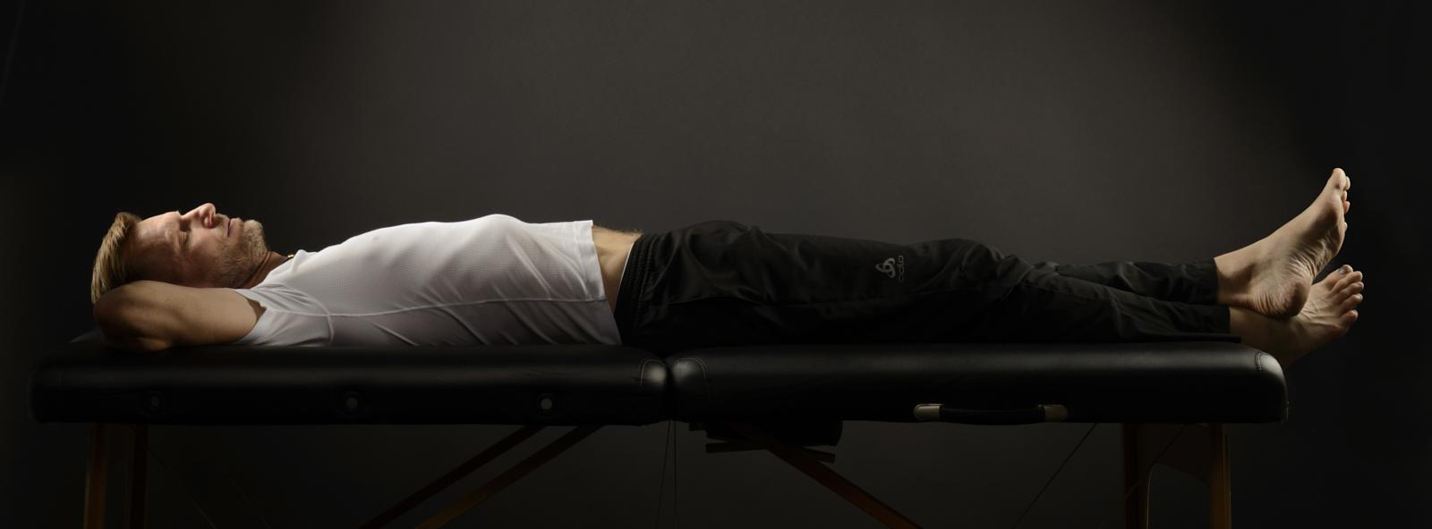 Massør Teddy Østerlin Koch startede MassageArt i 2014
